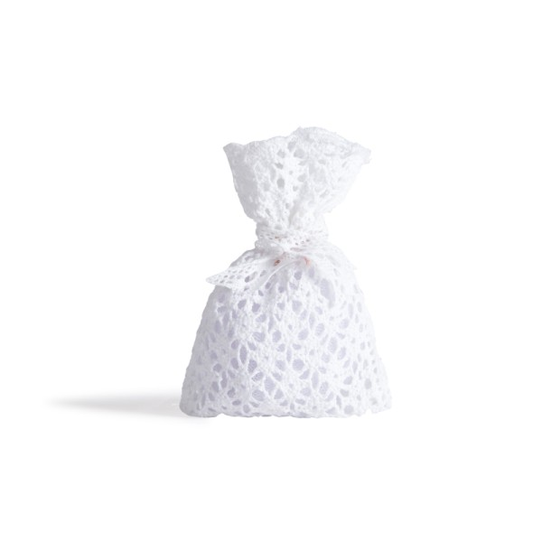 """KNITTED BAG """"CYCLAMINO"""" 12 x 17 cm"""