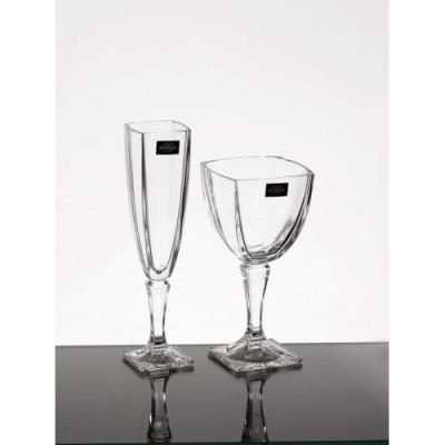 SQUARE WINE GLASS