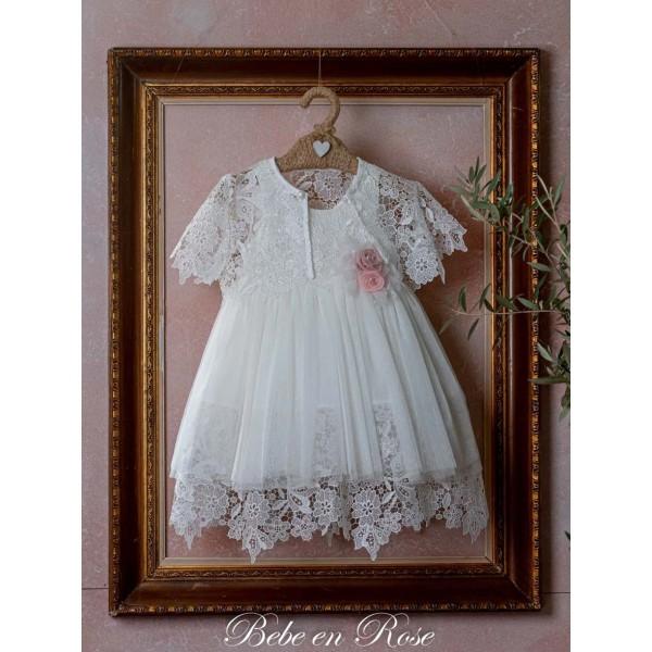Christening dresses Bebe En Rose 202678b