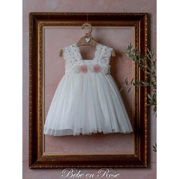 Christening dresses Bebe En Rose 95450