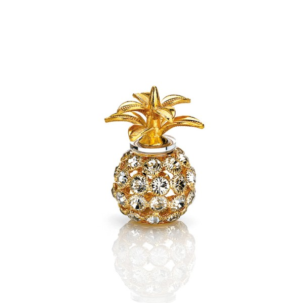 PINEAPPLE GOLD WITH RHINES